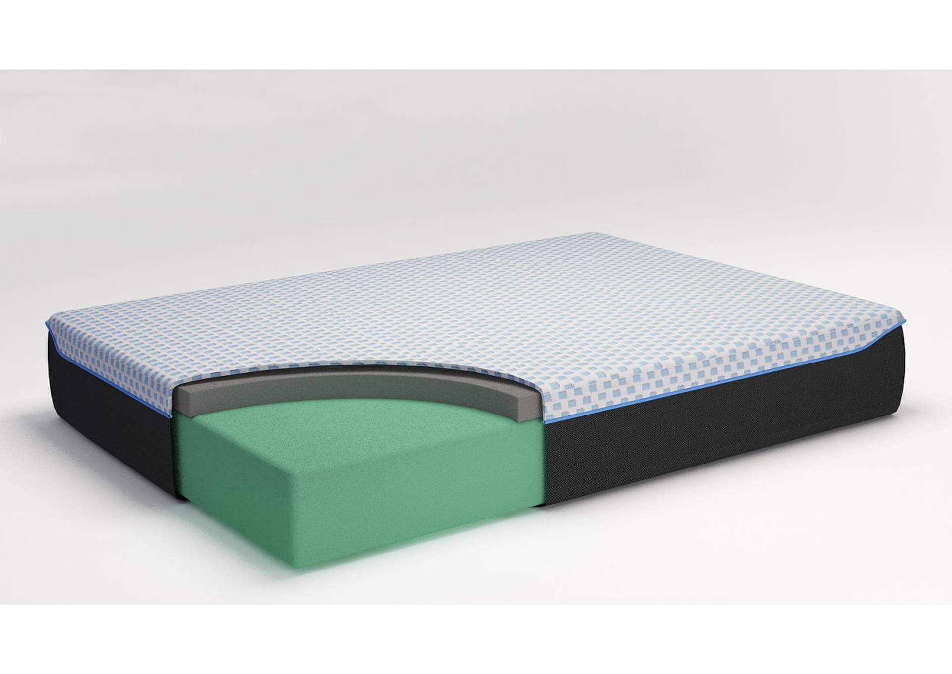 Chime Elite 12 Inch Memory Foam Full Mattress,Direct To Consumer Express