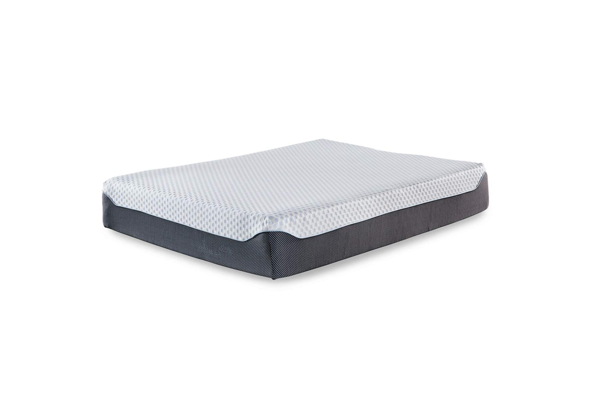 12 Inch Chime Elite Queen Memory Foam Mattress in a box,Sierra Sleep by Ashley