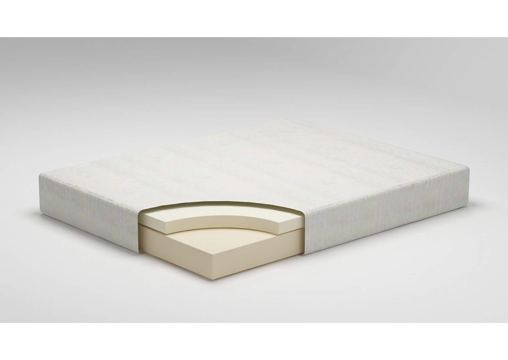 "Chime 10"" White Memory Foam Twin Mattress,Direct To Consumer Express"