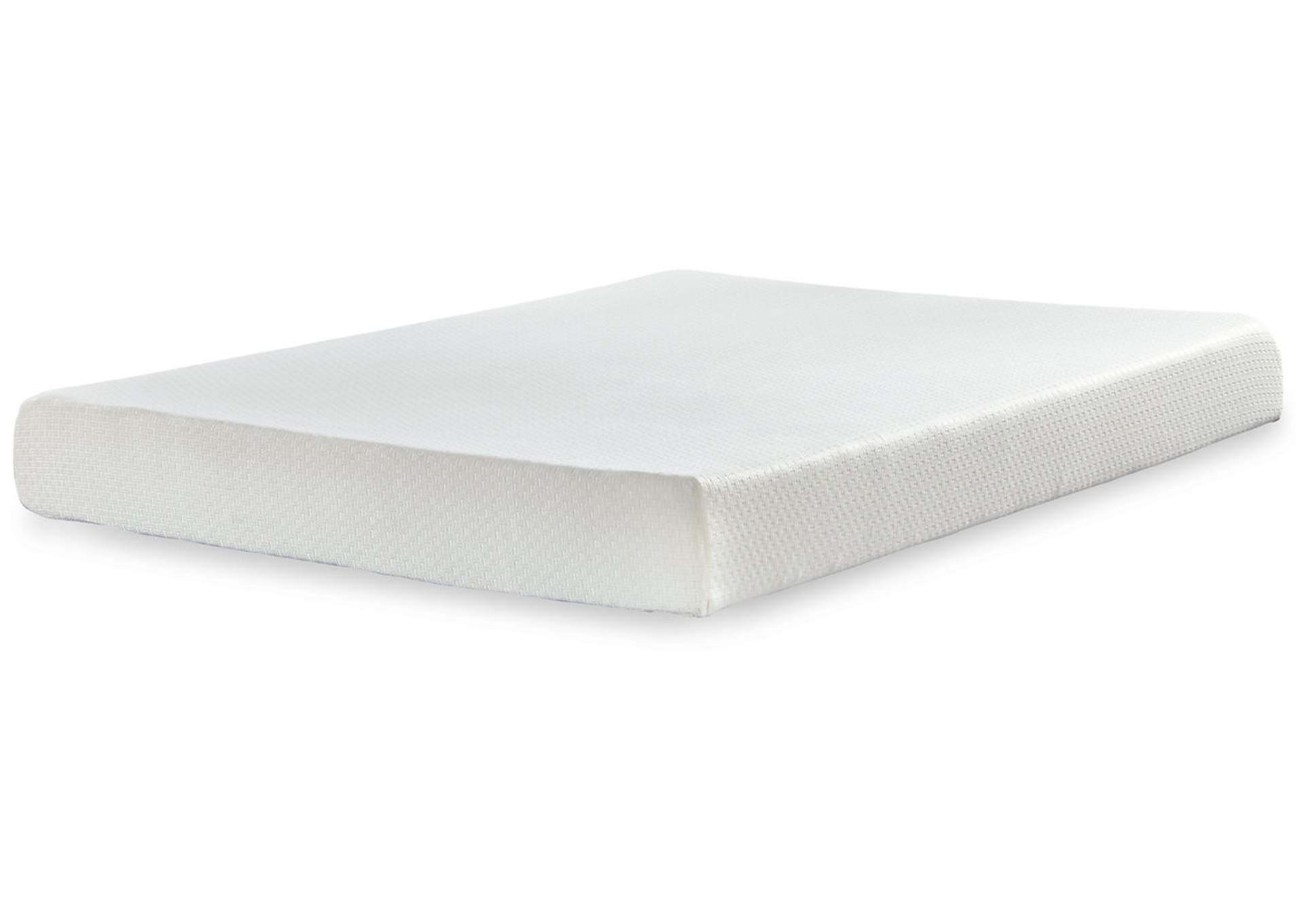 "Chime 8"" White Memory Foam Queen Mattress,Direct To Consumer Express"