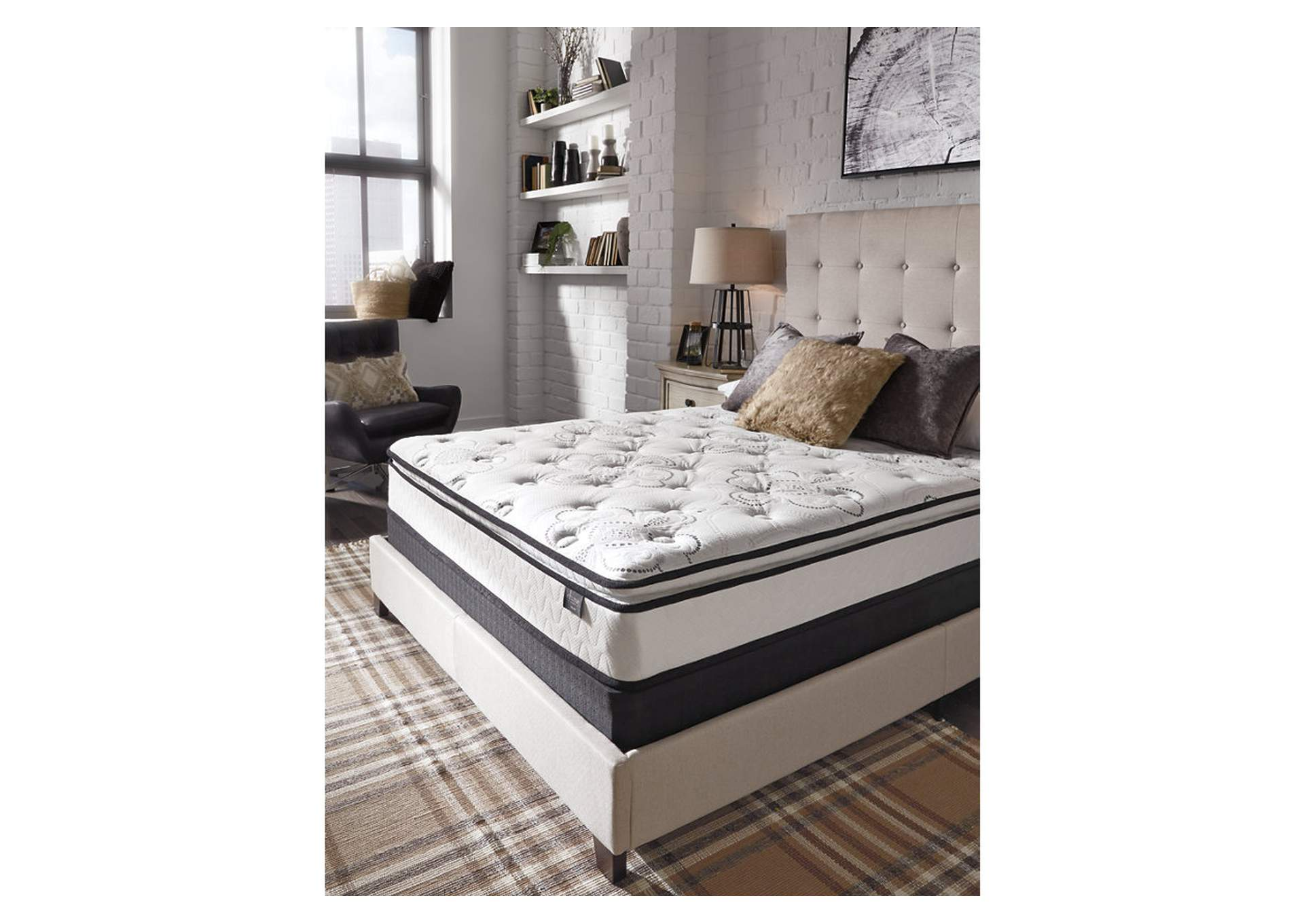 10 Inch Bonnell PT California King Mattress,Sierra Sleep by Ashley