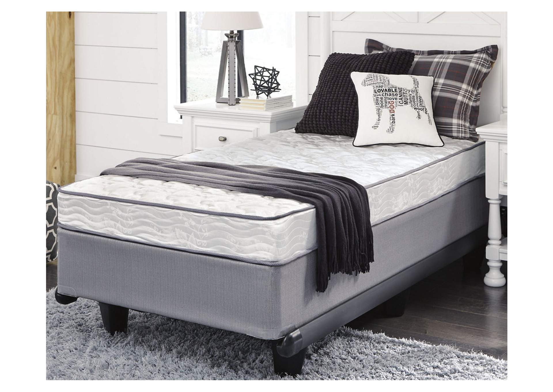 6 Inch Bonell Full Mattress,Sierra Sleep by Ashley