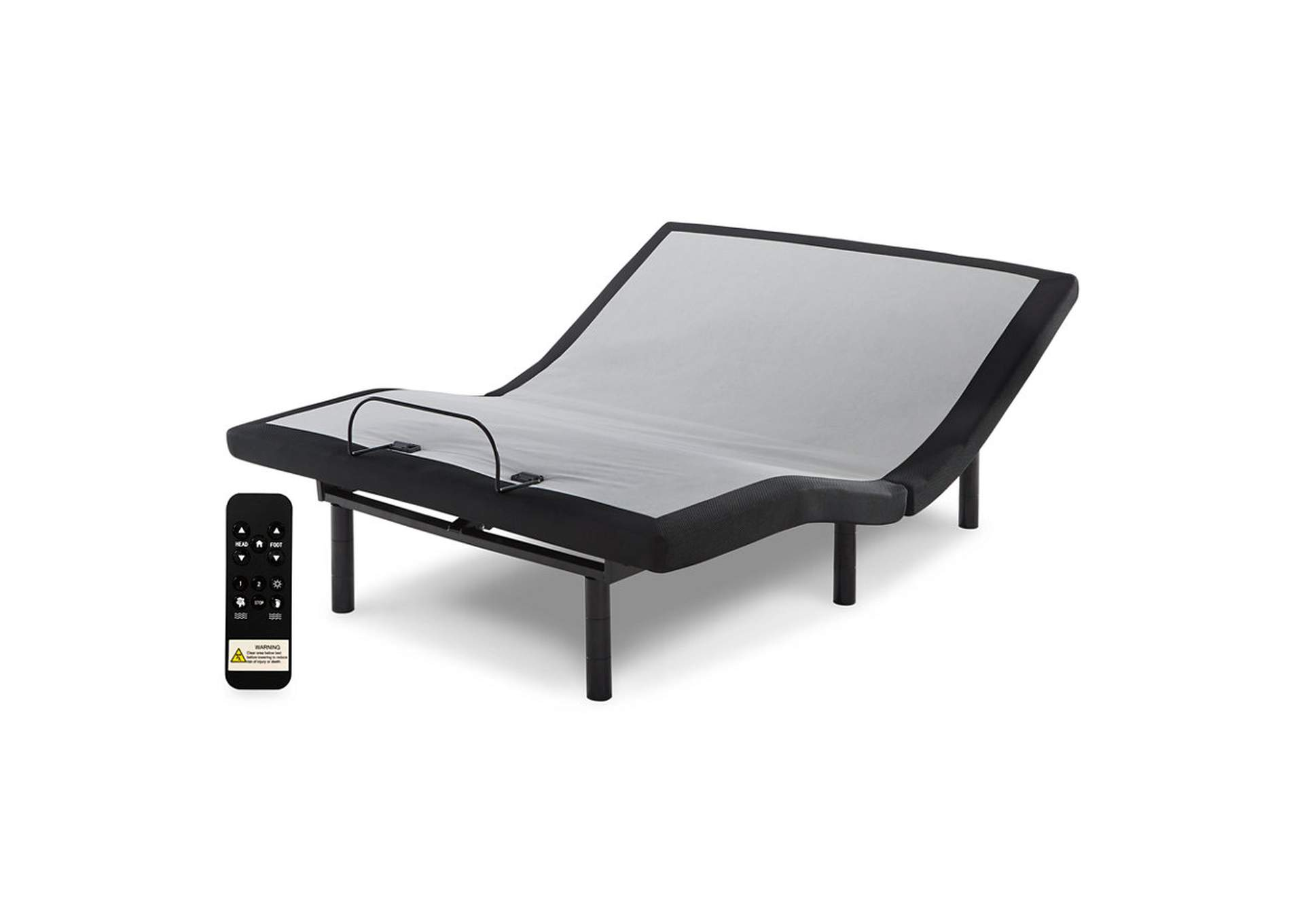Head-Foot Model-Better Twin XL Adjustable Base,Sierra Sleep by Ashley
