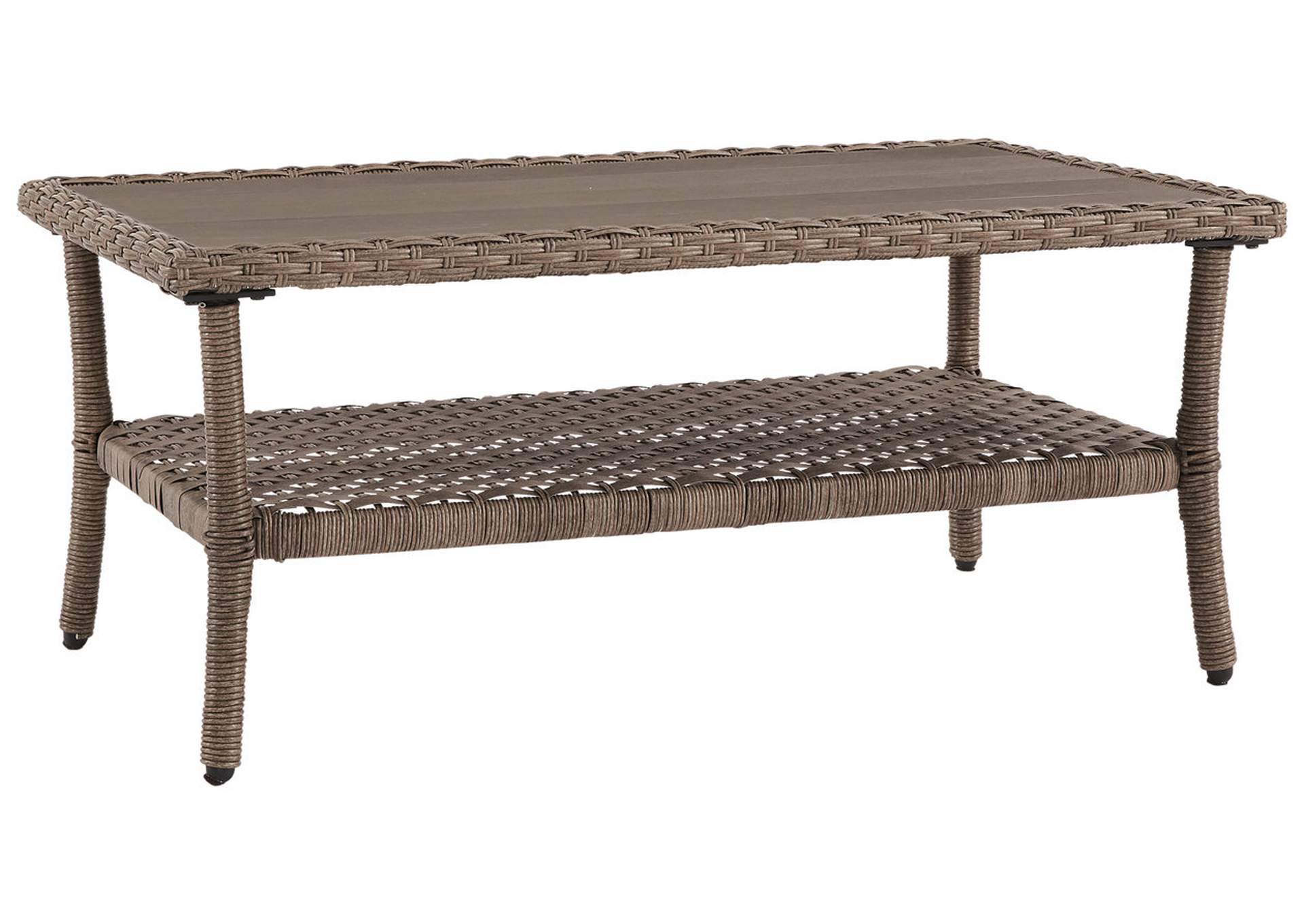 Clear Ridge Coffee Table,Outdoor By Ashley