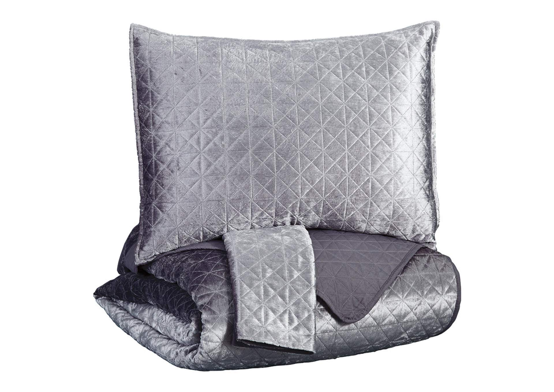 Maryam 3-Piece Queen Coverlet Set,Direct To Consumer Express