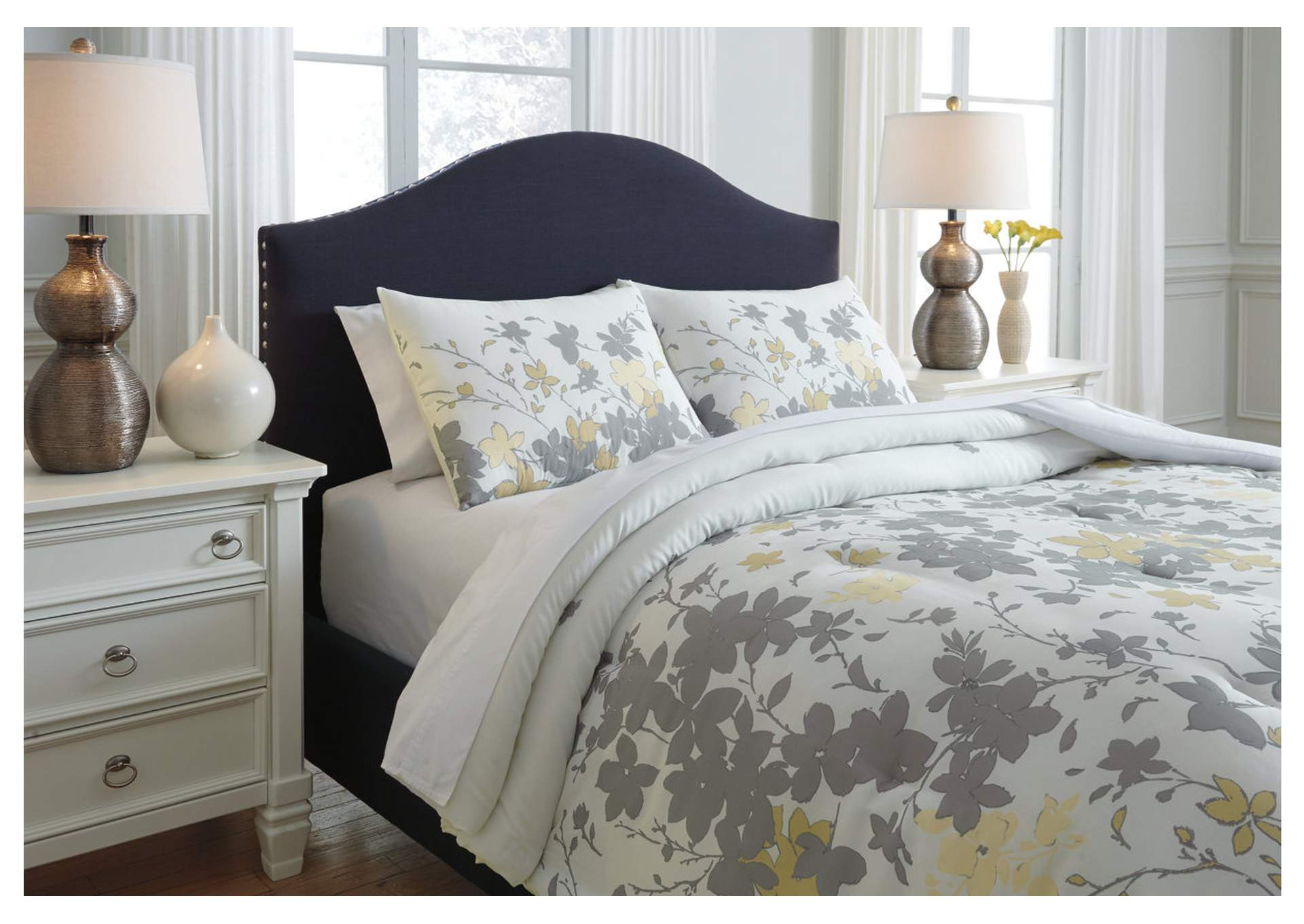 Maureen 3-Piece King Comforter Set,Direct To Consumer Express