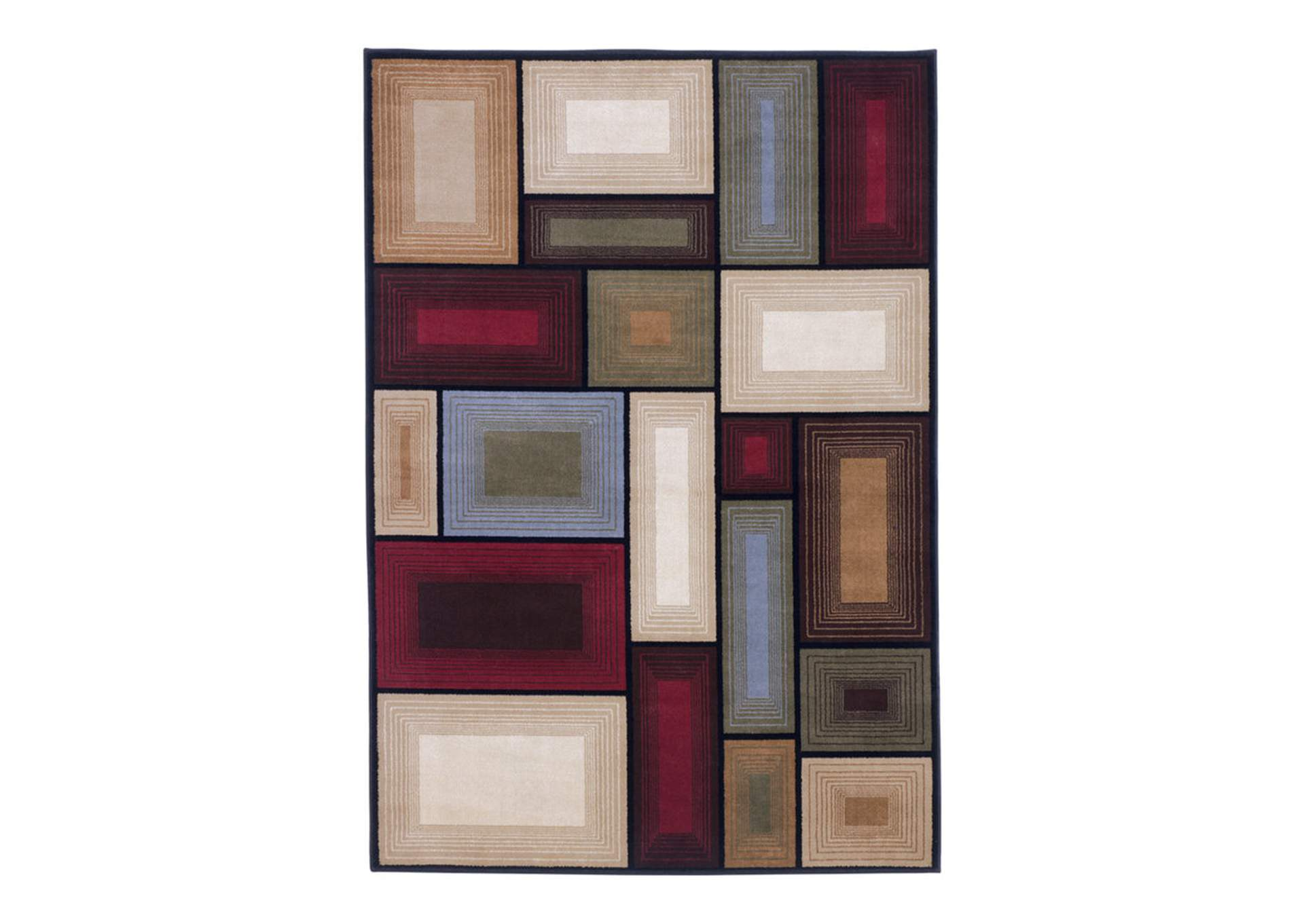 Prism Medium Rug,Direct To Consumer Express