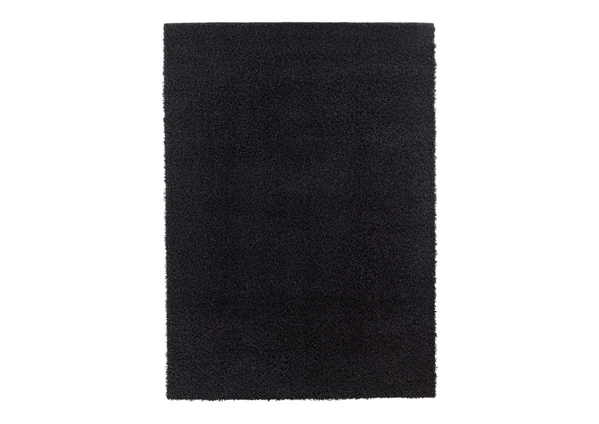 Caci Charcoal Medium Rug,Direct To Consumer Express