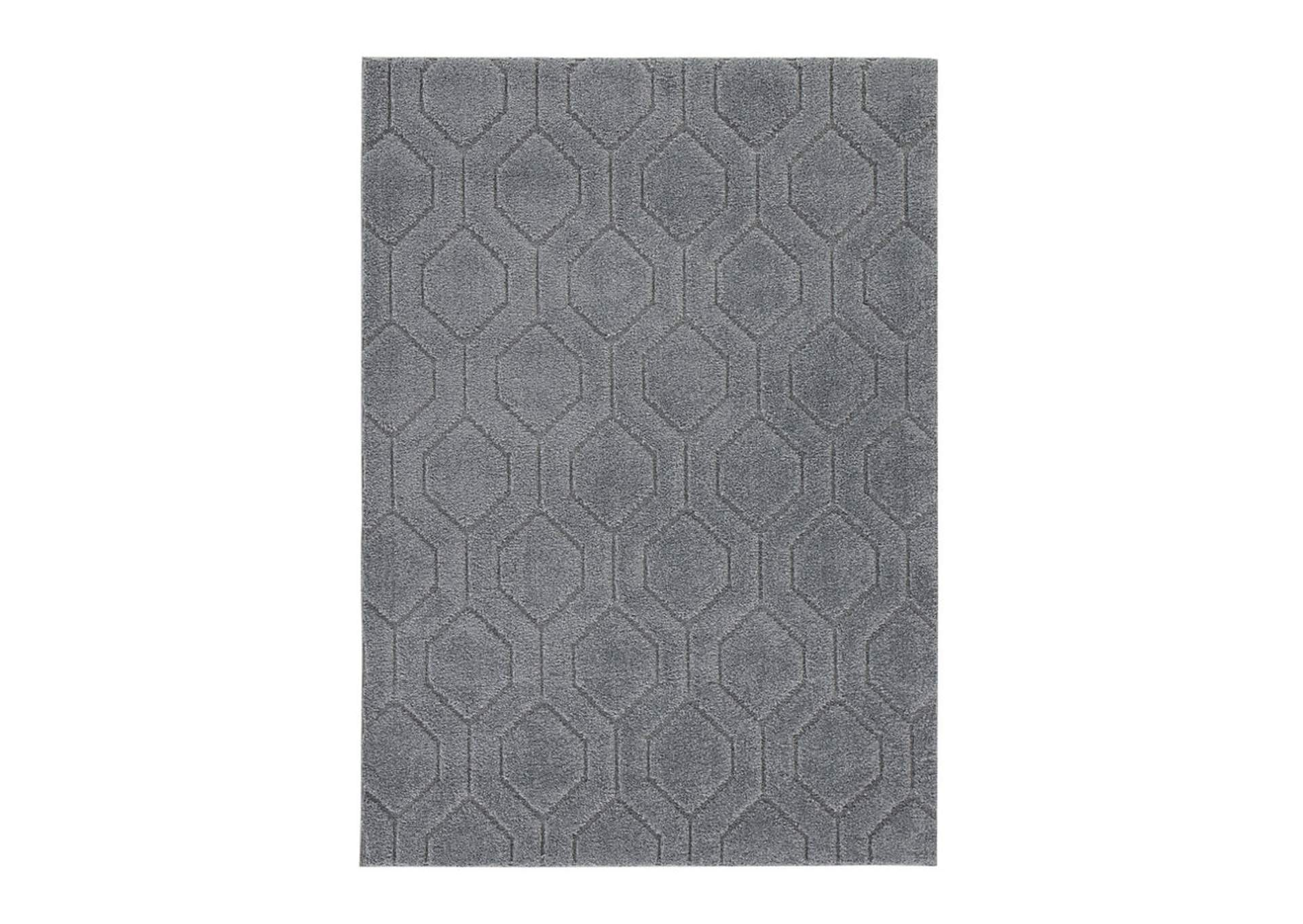 Matthew Titanium Large Rug,Direct To Consumer Express