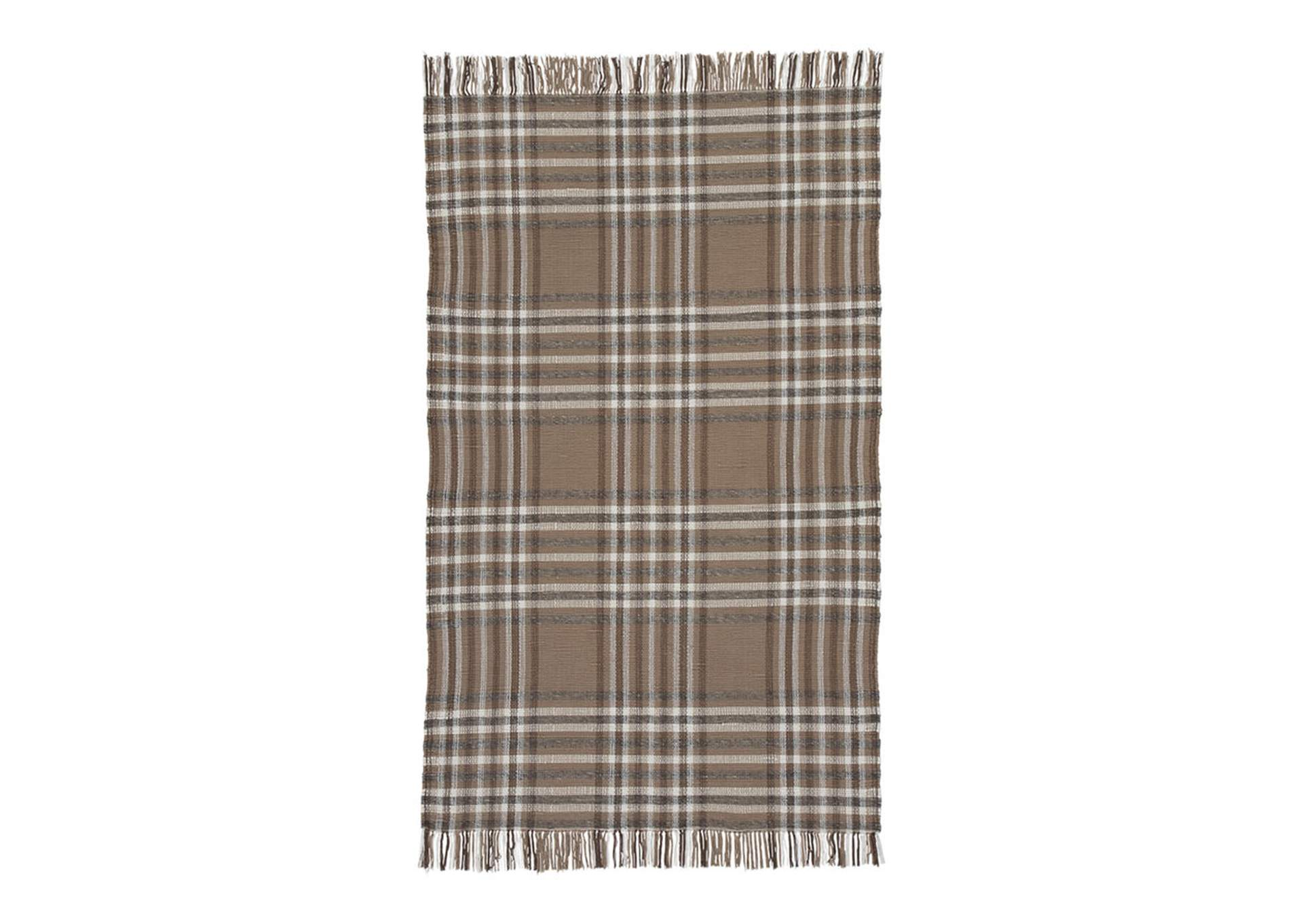 Hardy Beige/Brown Medium Rug,Direct To Consumer Express