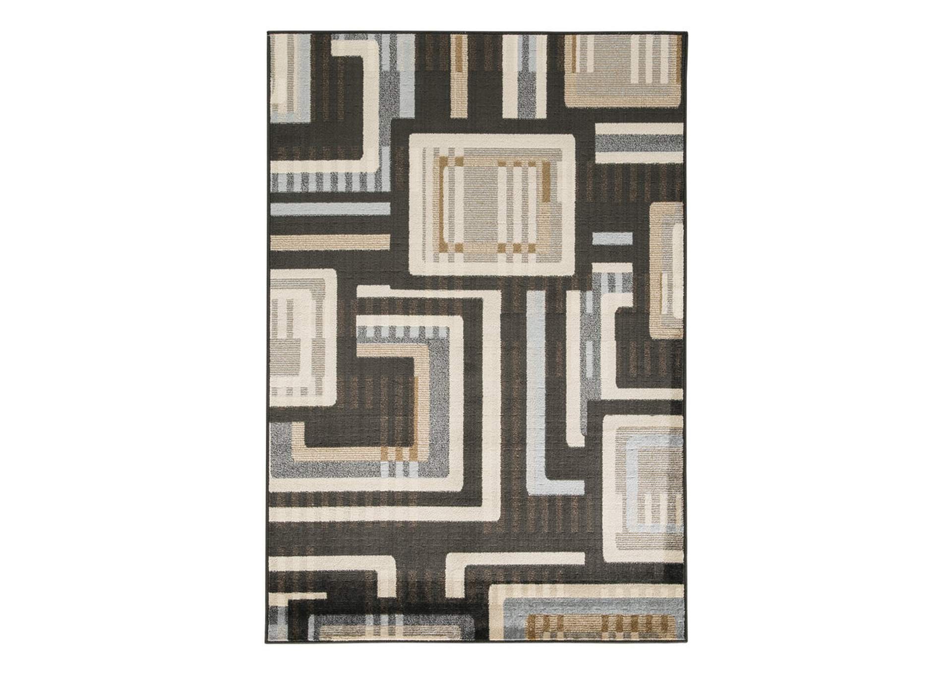 Juhani Multi Large Rug,Signature Design By Ashley