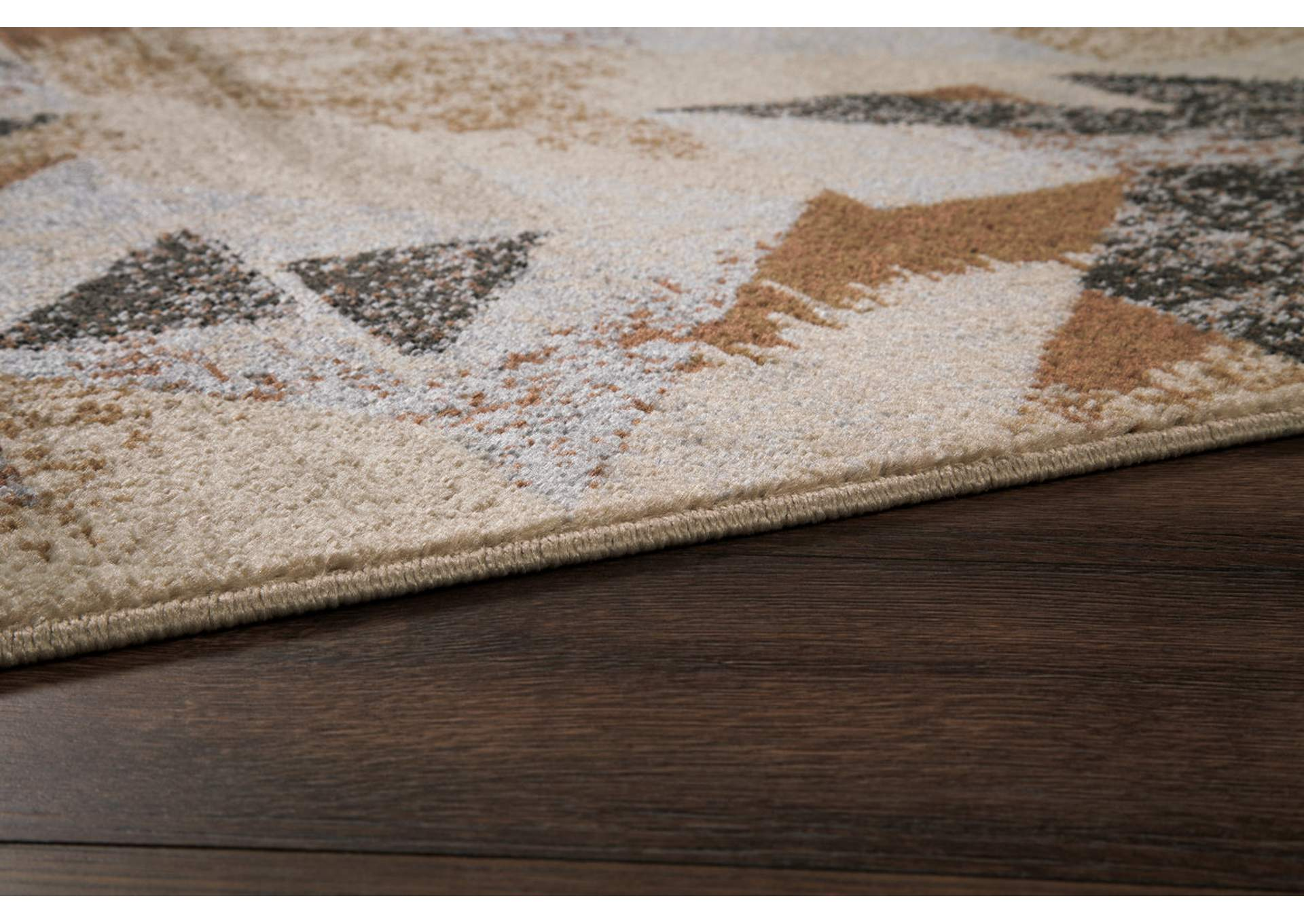 Jun Multi Large Rug,Direct To Consumer Express