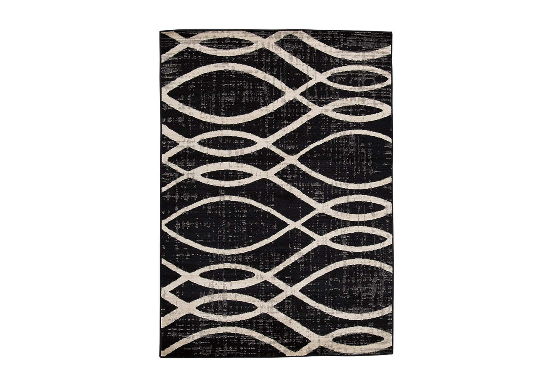 "Avi 5'3"" x 7'6"" Rug,Signature Design By Ashley"