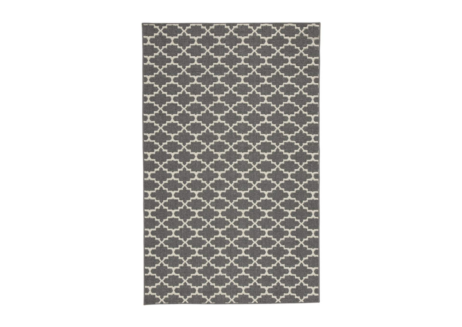 Nathanael Gray/Tan Large Rug,Direct To Consumer Express