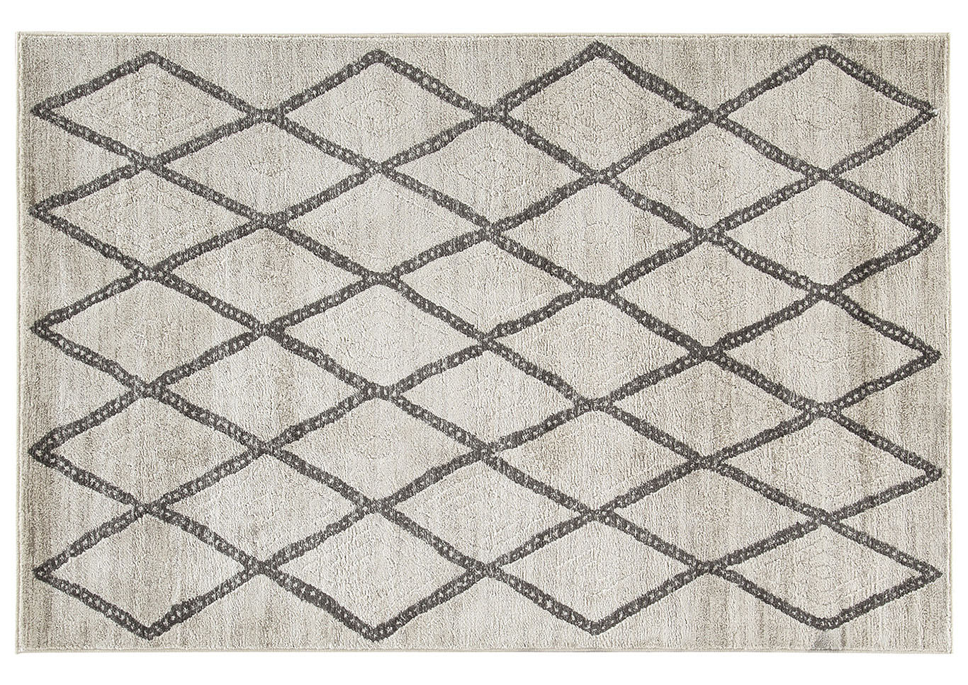 Jarmo Gray/Taupe Large Rug,Direct To Consumer Express