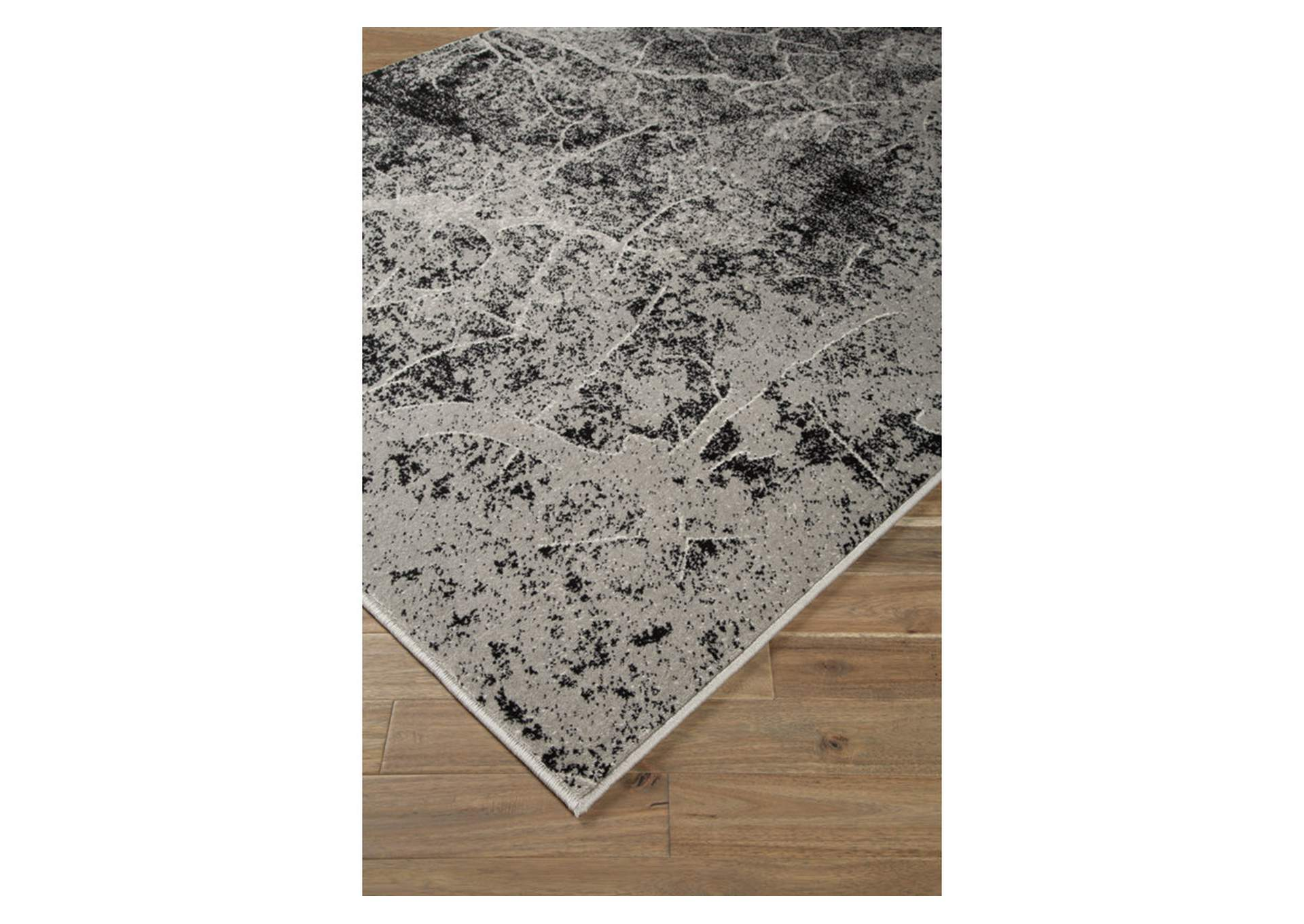 Cailey Black 8' x 10' Rug,Signature Design By Ashley