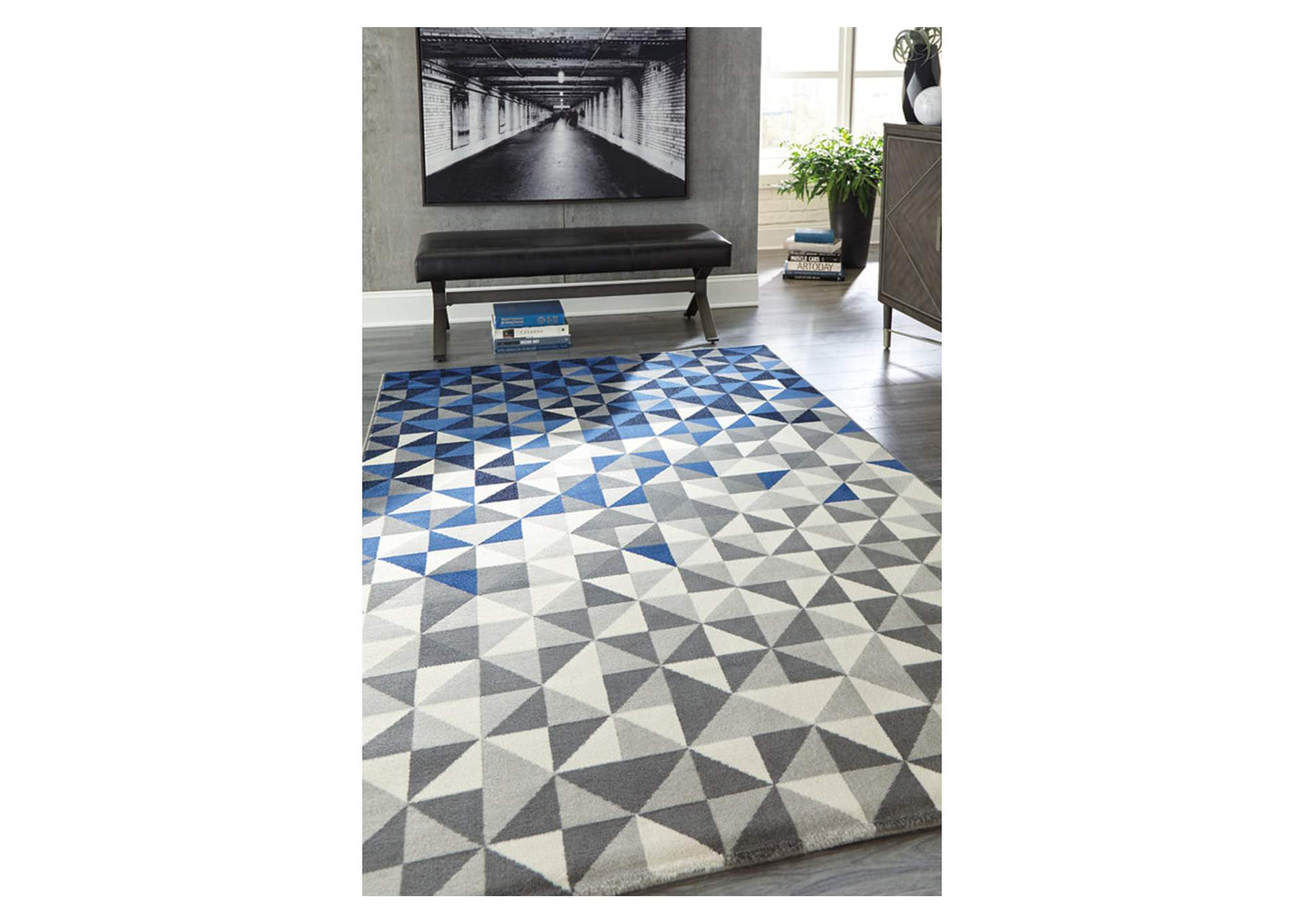 Juancho Multi Medium Rug,Signature Design By Ashley