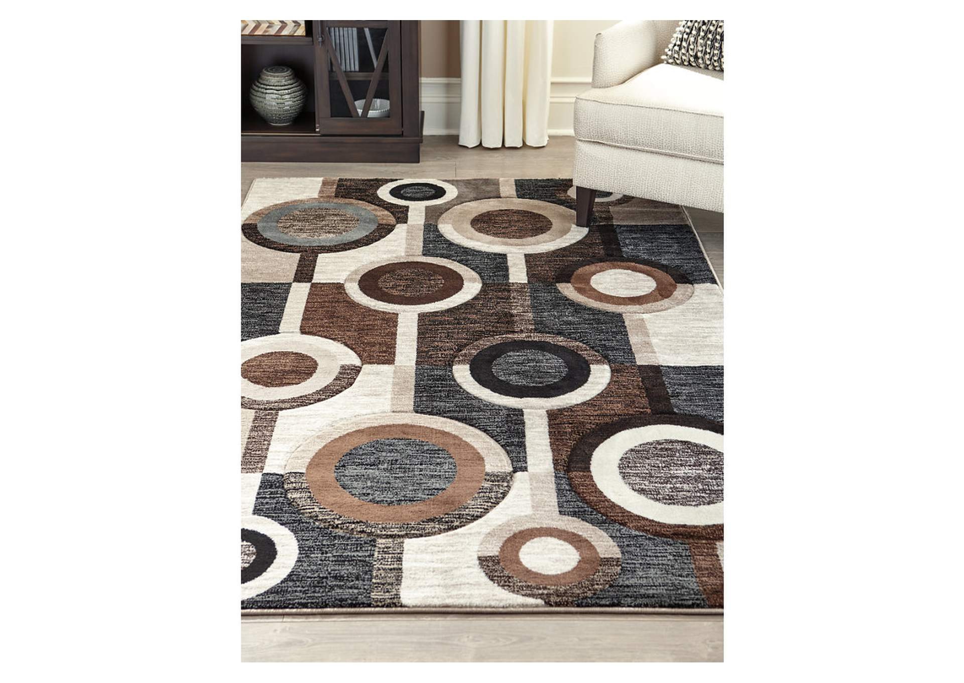 Guintte Multi Medium Rug,Signature Design By Ashley