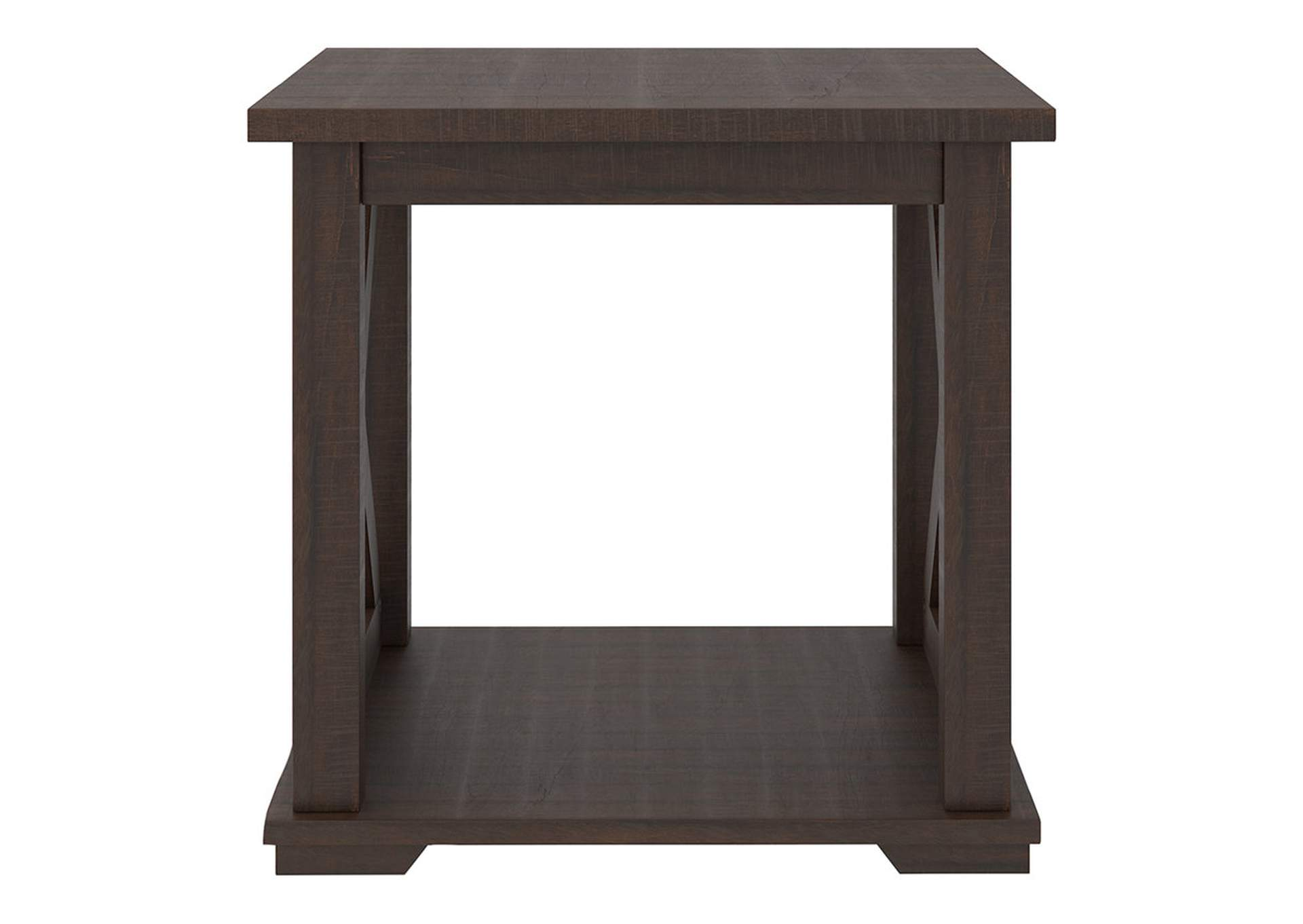 Camiburg Warm Brown End Table,Signature Design By Ashley