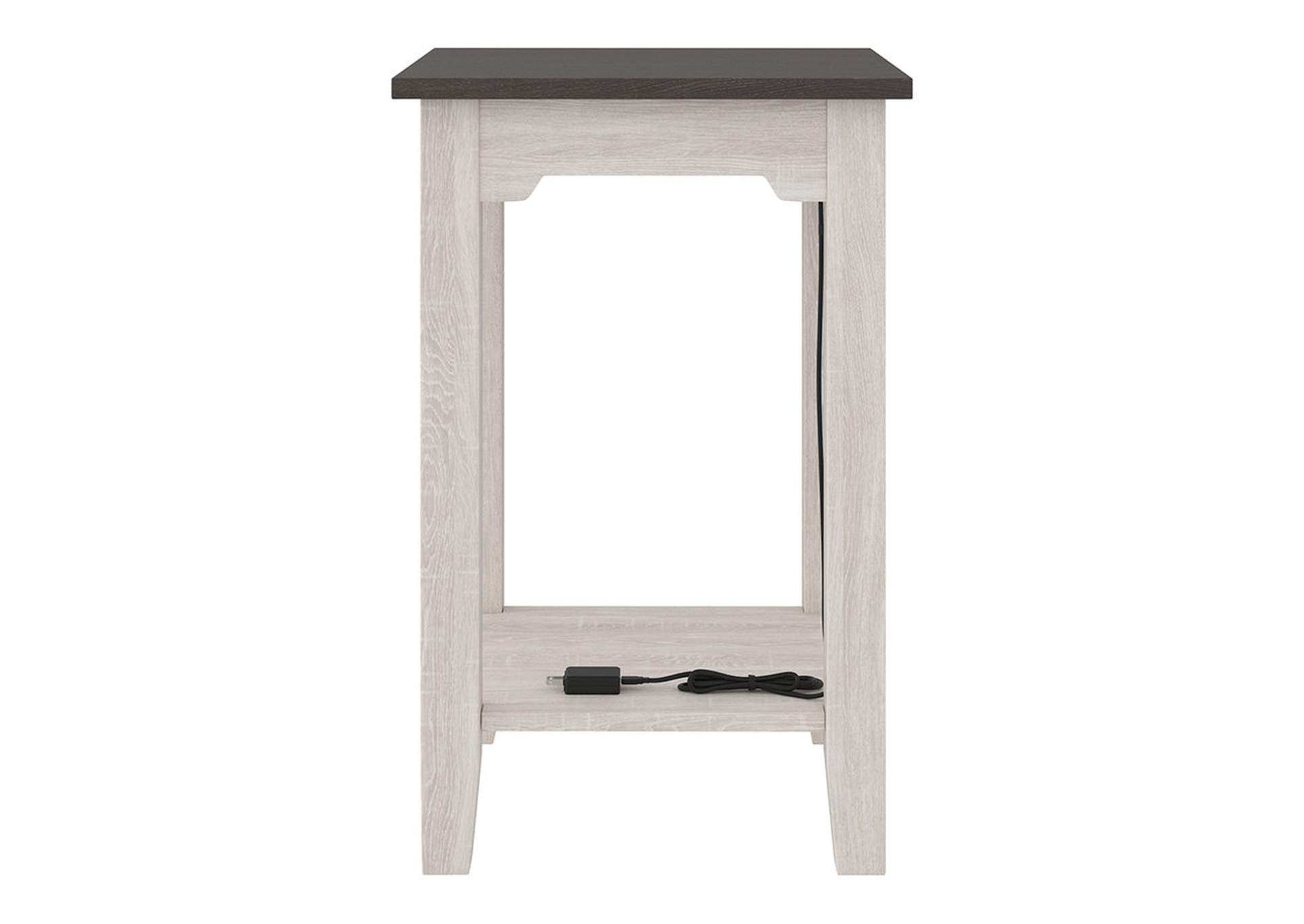 Dorrinson Chairside End Table,Signature Design By Ashley
