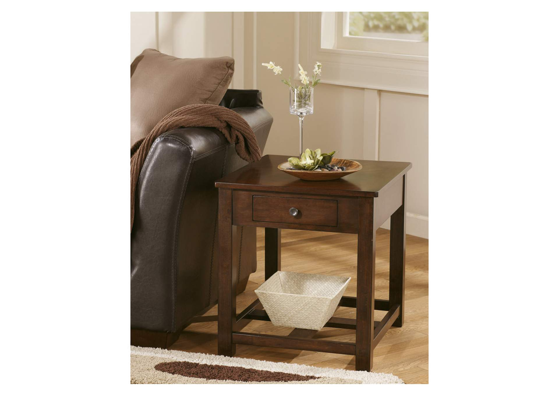 Marion Rectangular End Table,Direct To Consumer Express