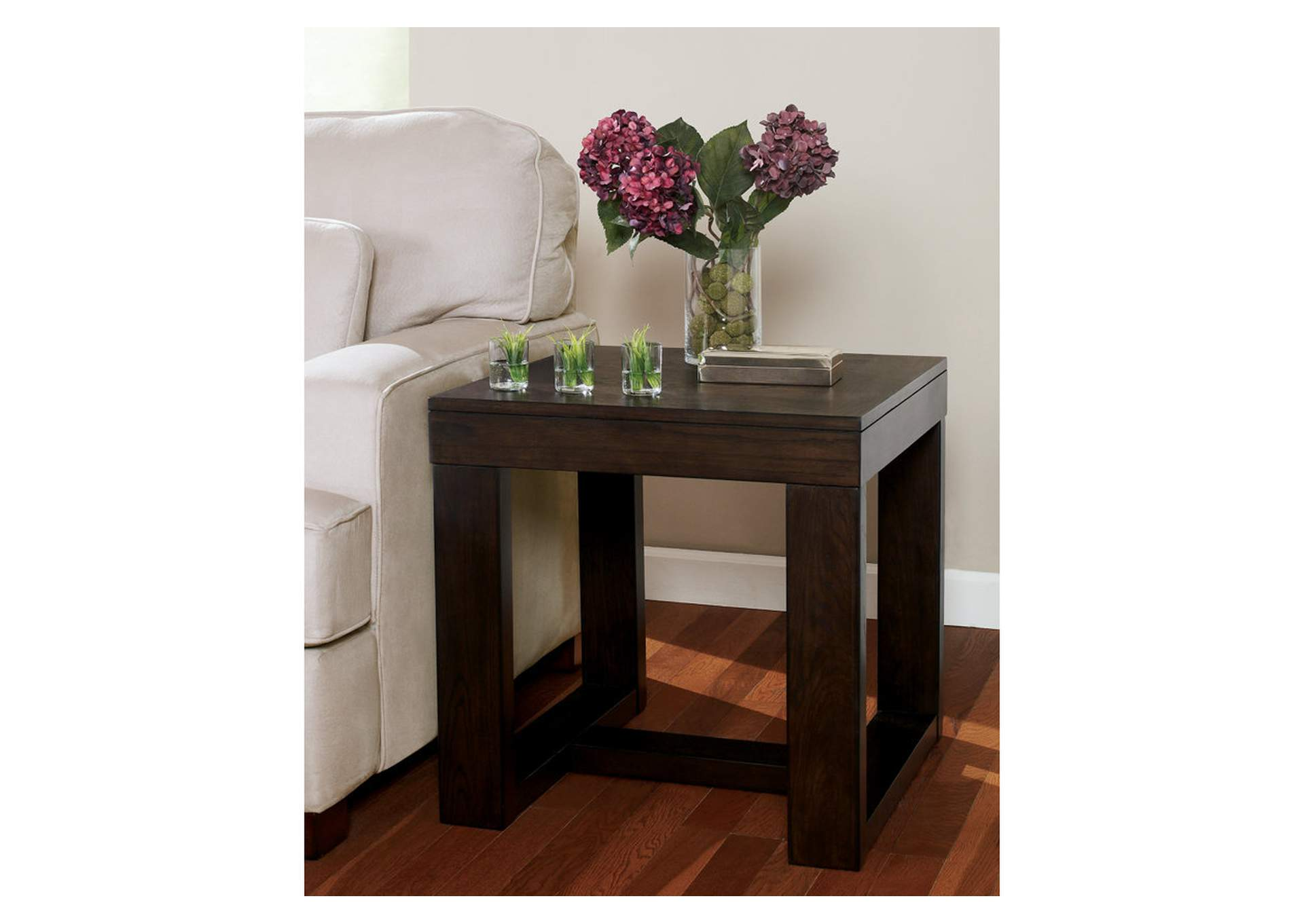 Watson Square End Table,Direct To Consumer Express