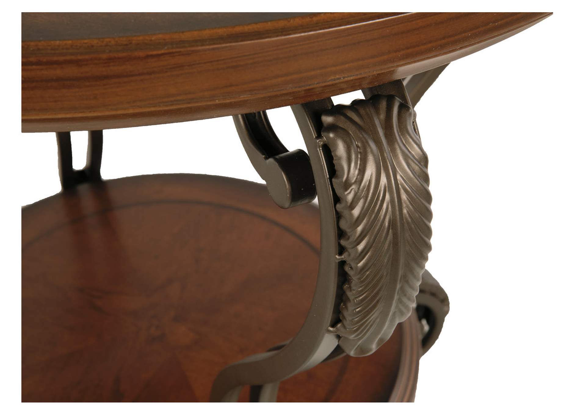 Nestor Round End Table,Direct To Consumer Express