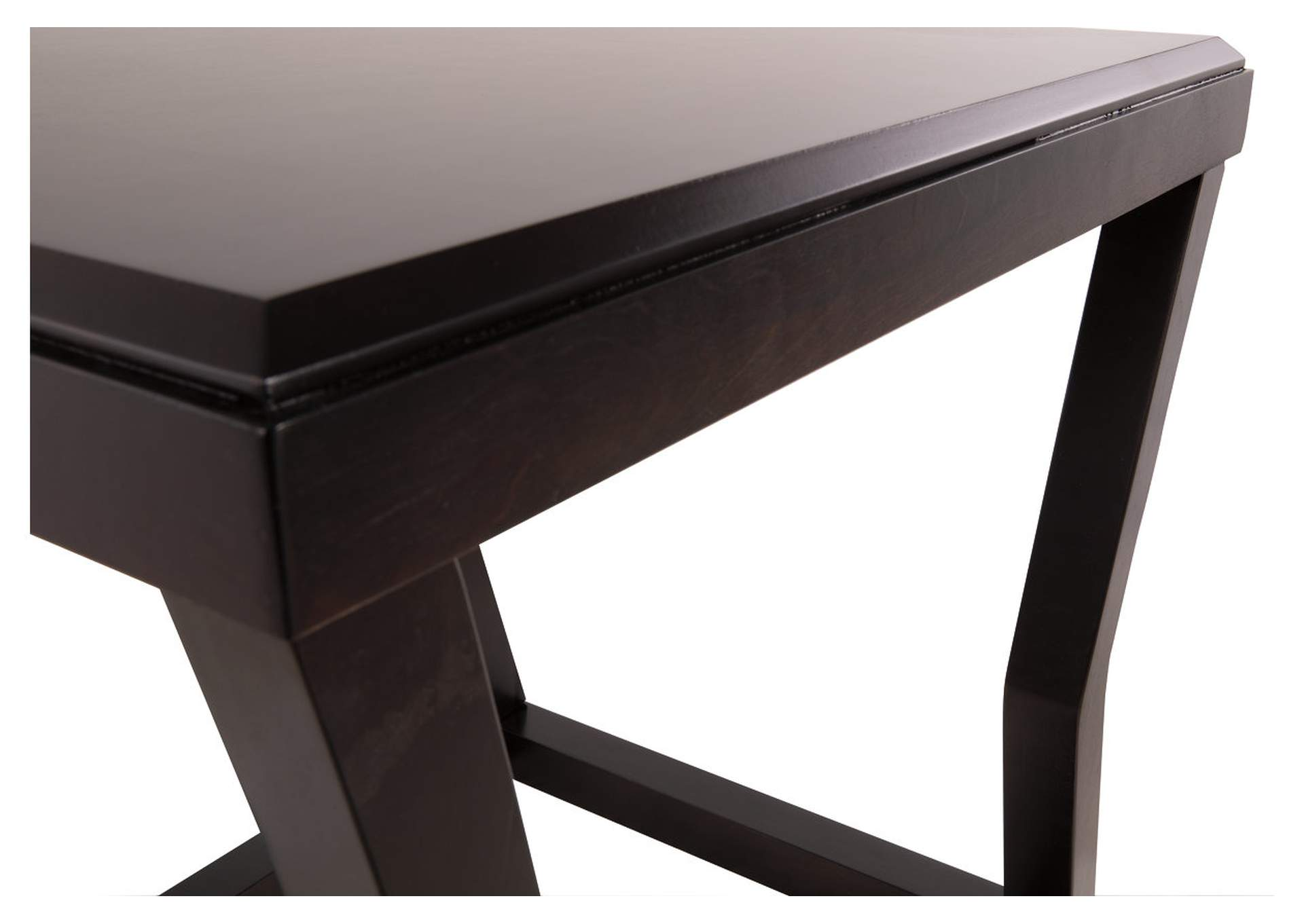 Kelton Brown End Table,Direct To Consumer Express