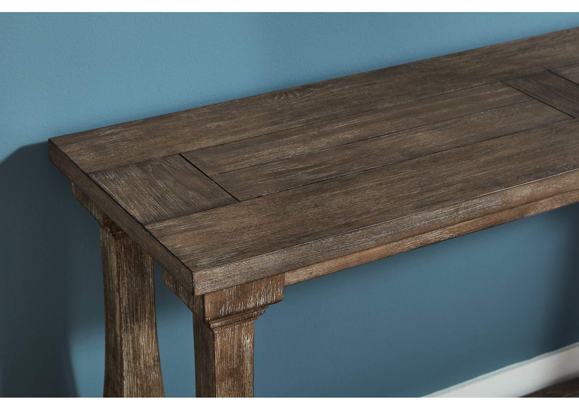 Johnelle Gray Sofa Table,Signature Design By Ashley