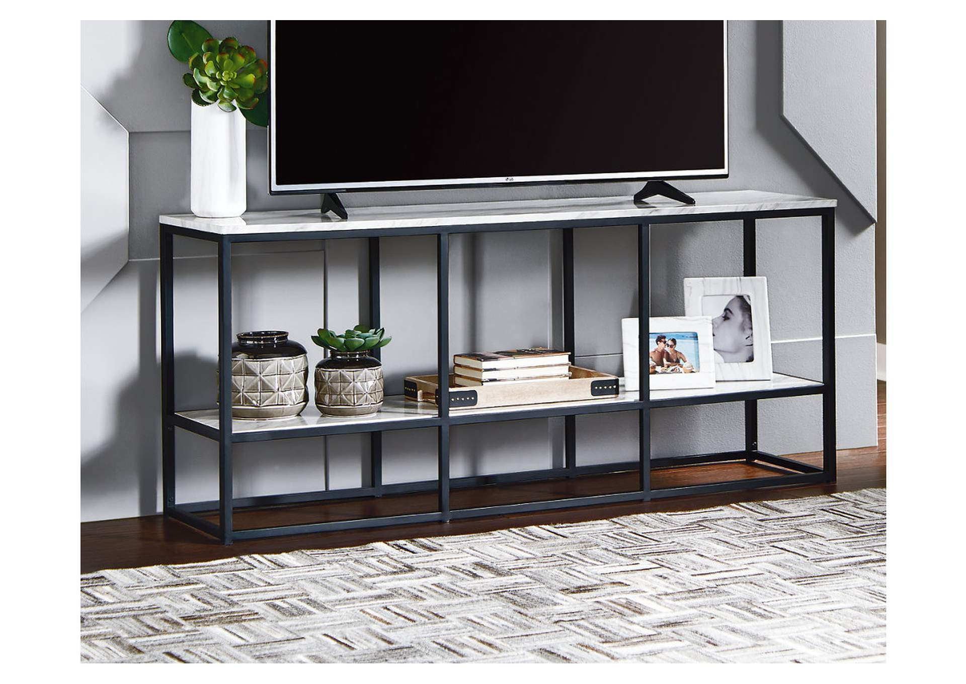 "Donnesta 65"" TV Stand,Signature Design By Ashley"