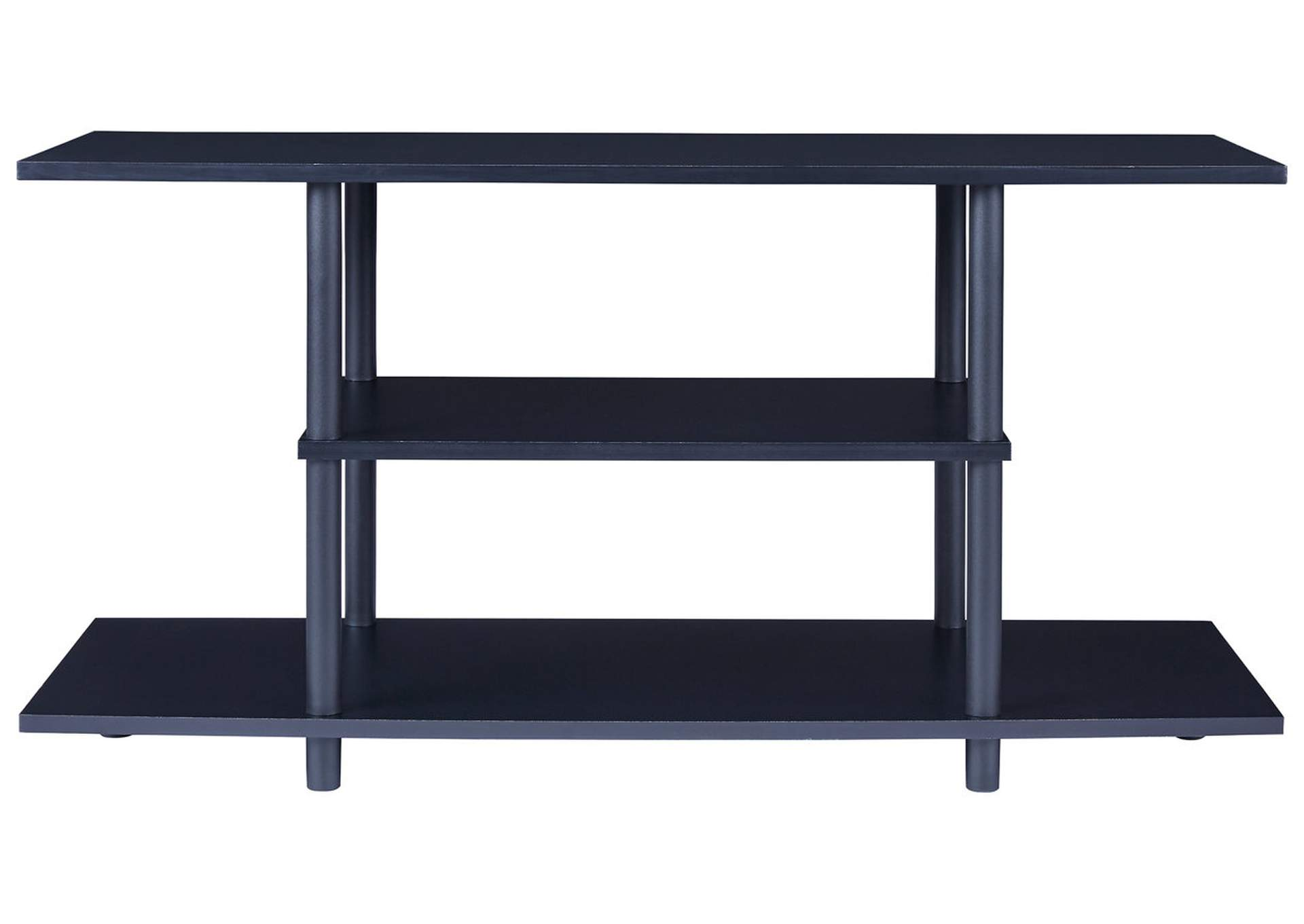 "Cooperson Black 42"" TV Stand,Signature Design By Ashley"