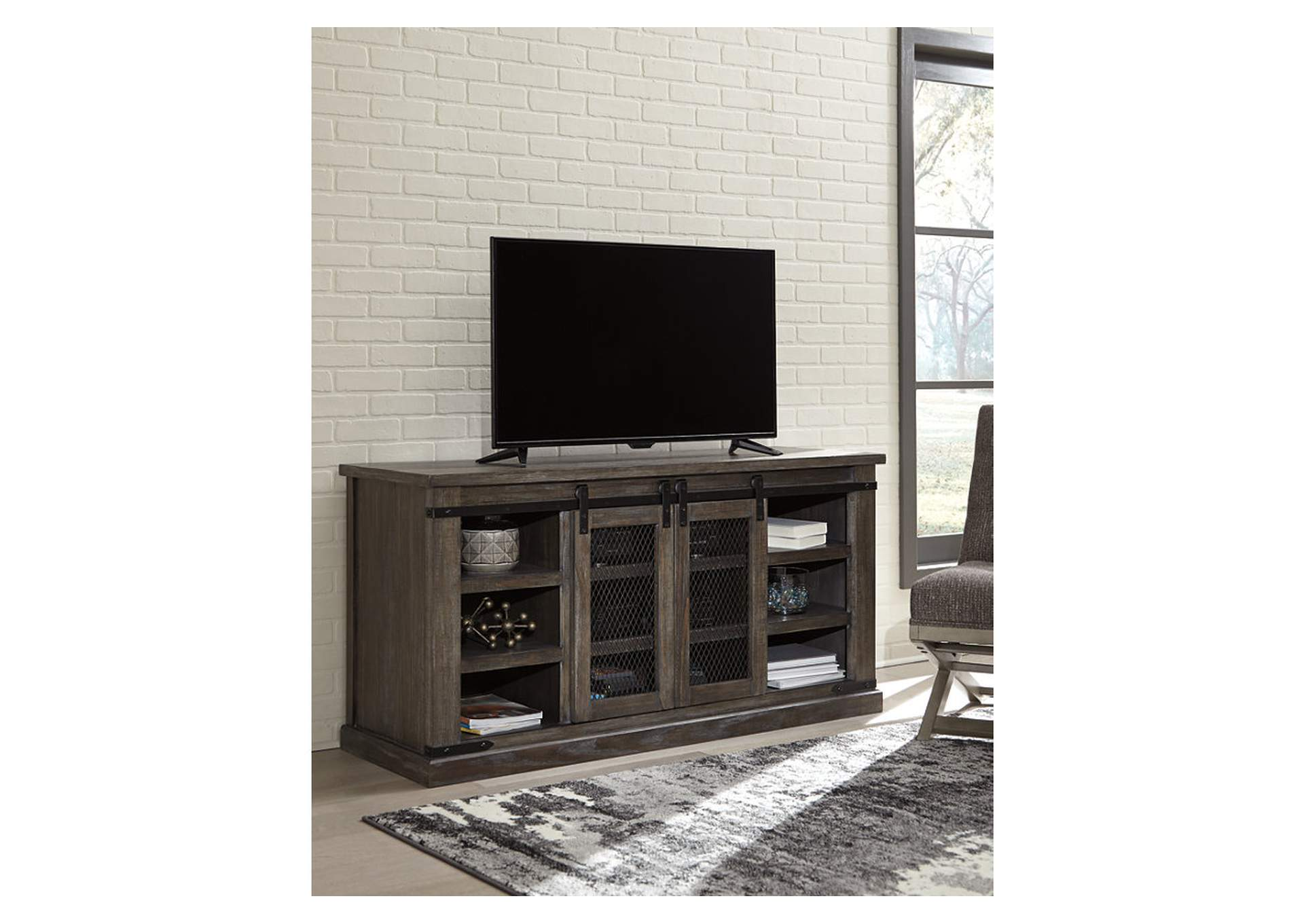 "Danell Ridge 60"" TV Stand,Signature Design By Ashley"