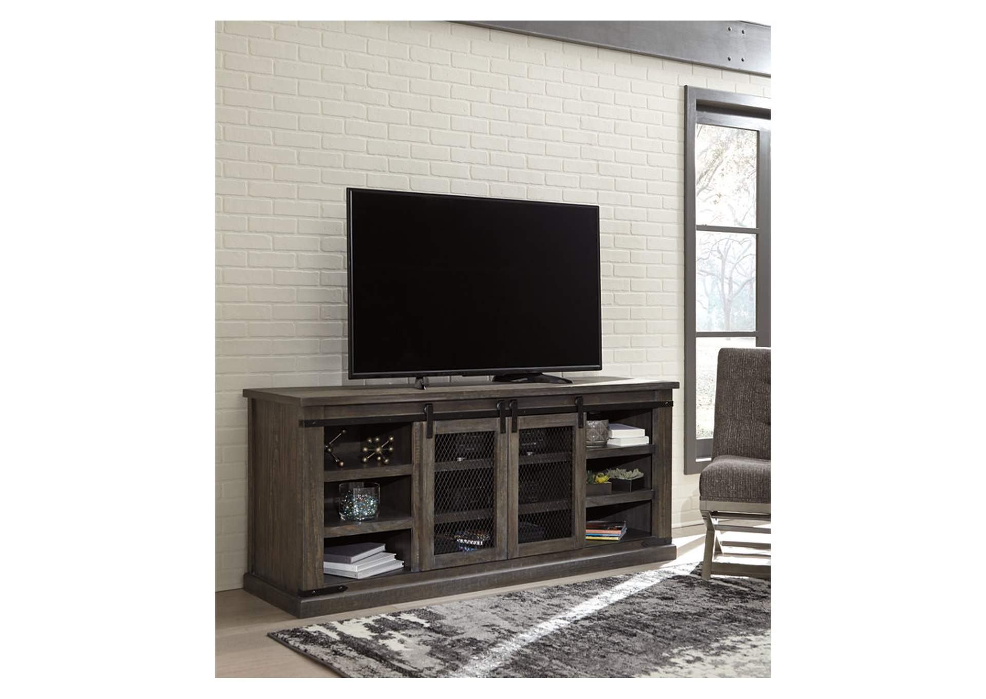 "Danell Ridge 70"" TV Stand,Signature Design By Ashley"