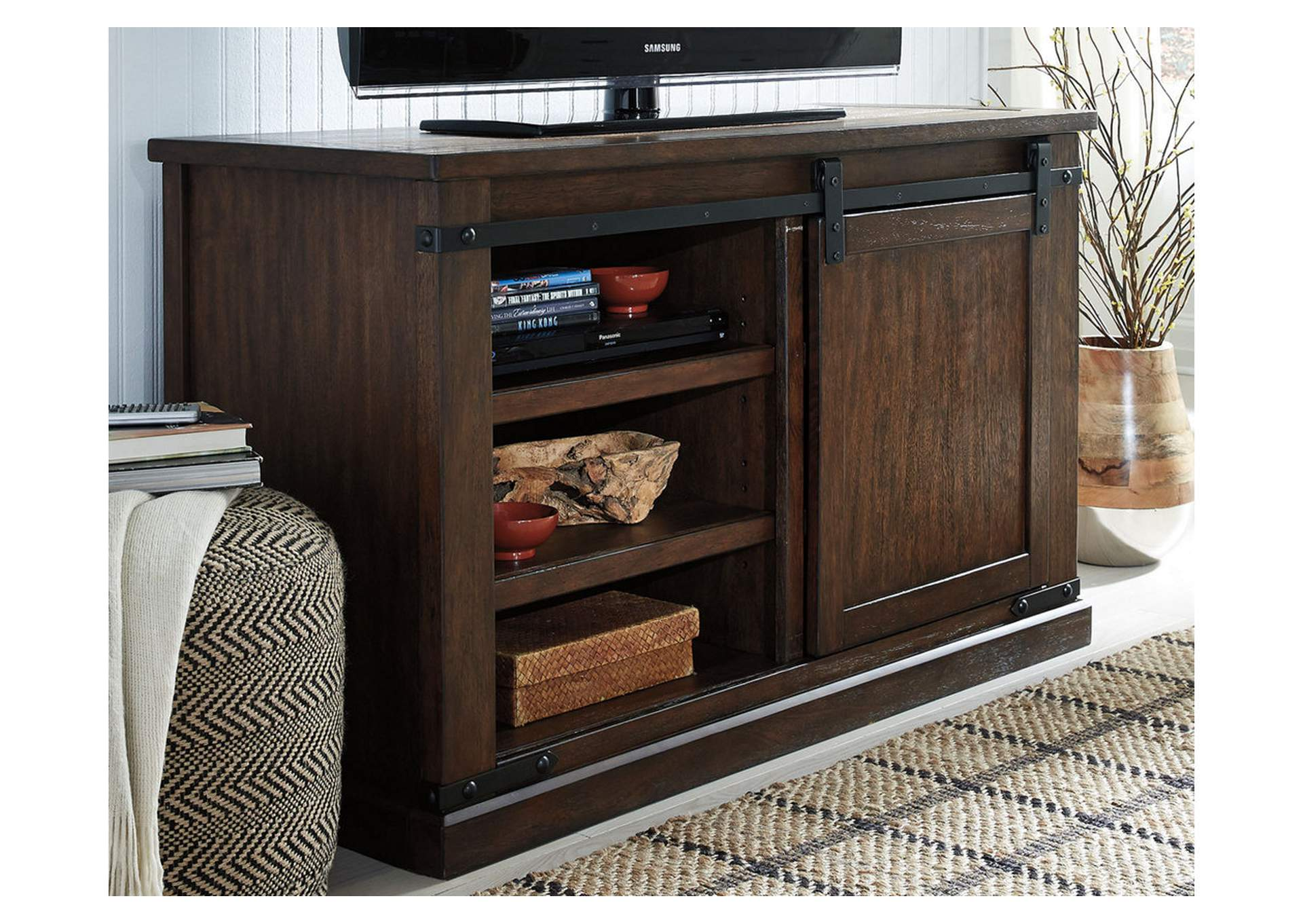 "Budmore 50"" TV Stand,Direct To Consumer Express"