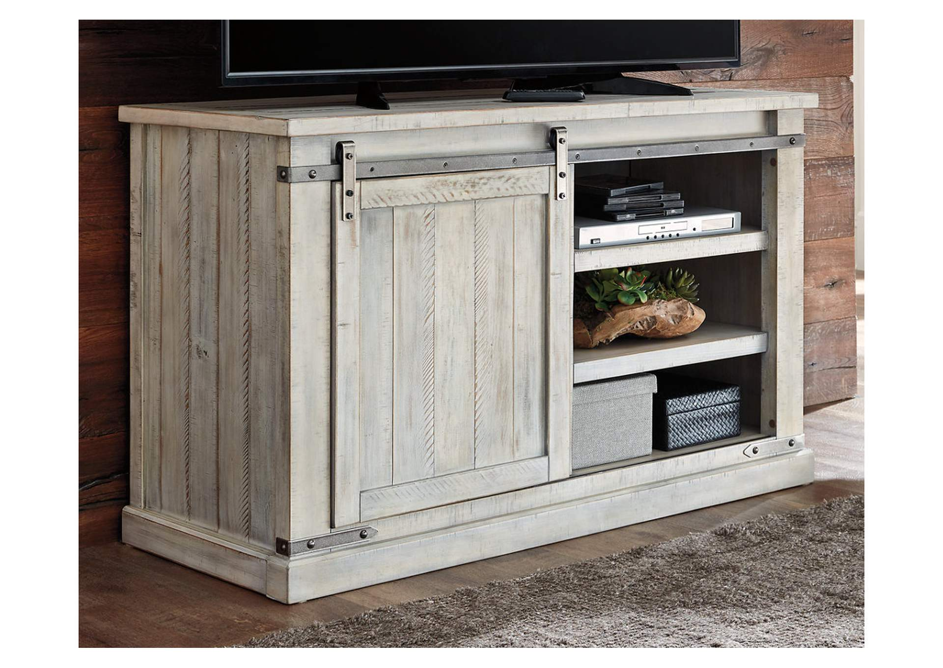 "Carynhurst 50"" TV Stand,Signature Design By Ashley"
