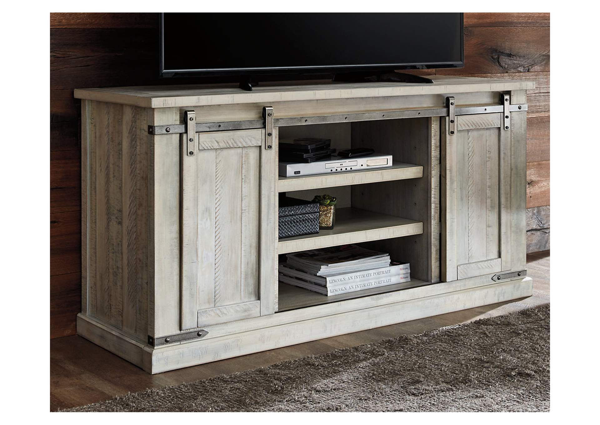 "Carynhurst 60"" TV Stand,Signature Design By Ashley"