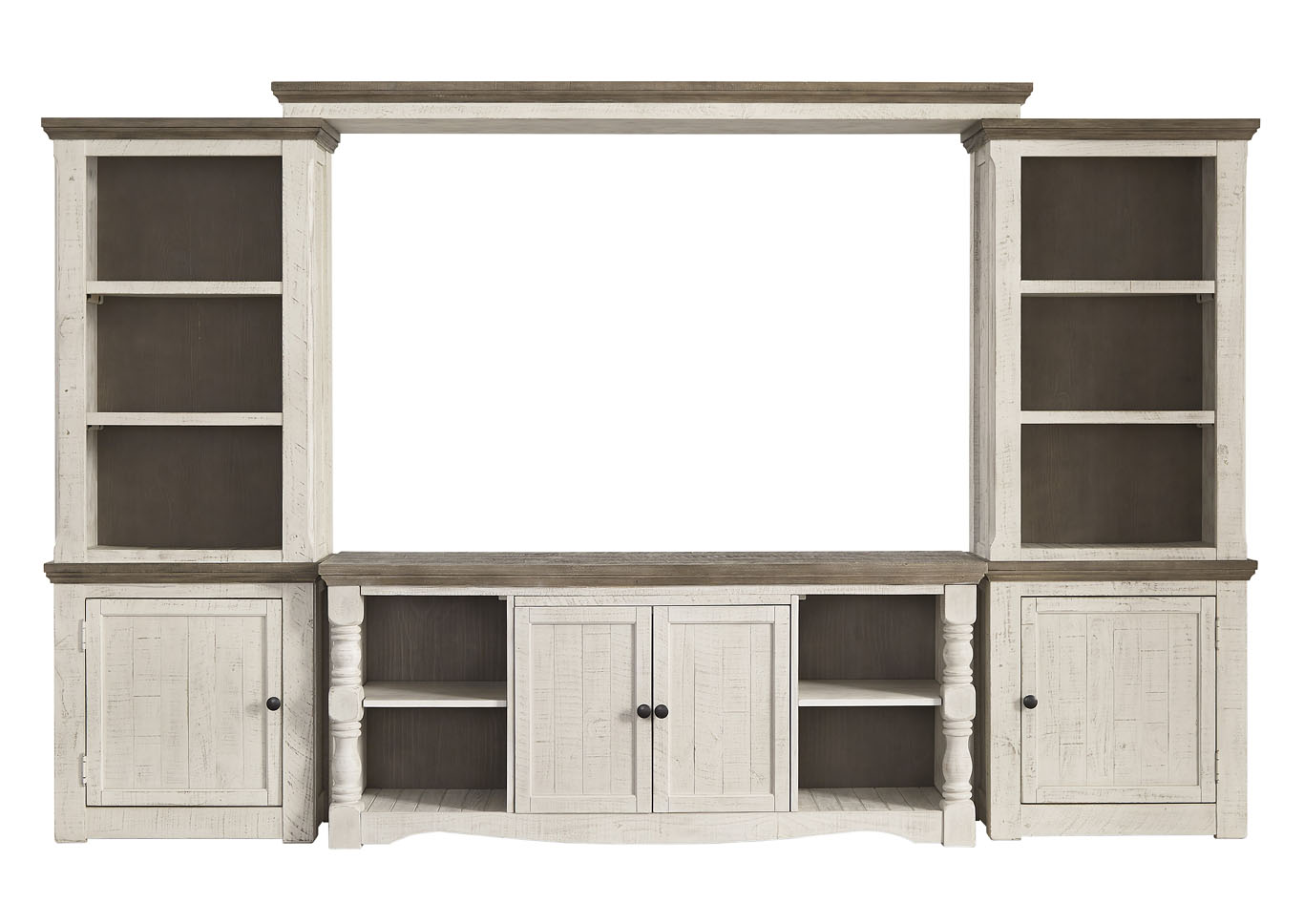 Havalance Two-Tone Entertainment Center,Signature Design By Ashley