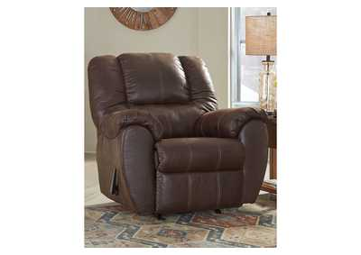 Image for McGann Walnut Recliner