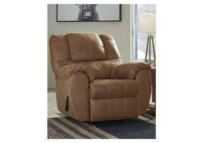 Image for McGann Saddle Rocker Recliner