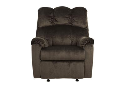 Foxfield Chocolate Rocker Recliner