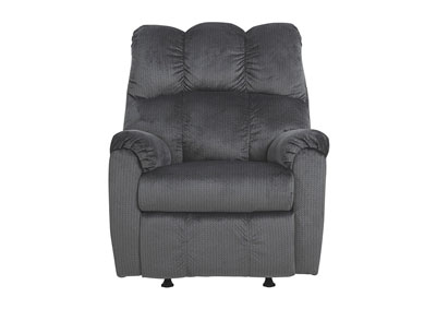 Image for Foxfield Charcoal Rocker Recliner