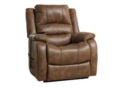 Image for Yandel Saddle Power Lift Recliner