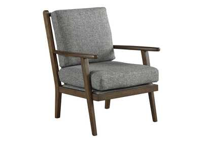 Image for Zardoni Charcoal Accent Chair