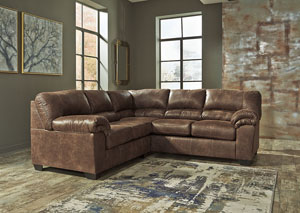 Bladen Coffee LAF Sectional,Signature Design By Ashley
