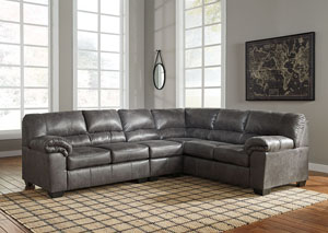 Image for Bladen Slate LAF Extended Sectional