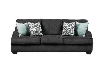 Image for Charenton Charcoal Queen Sofa Sleeper