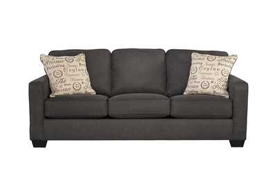 Image for Alenya Charcoal Queen Sofa Sleeper