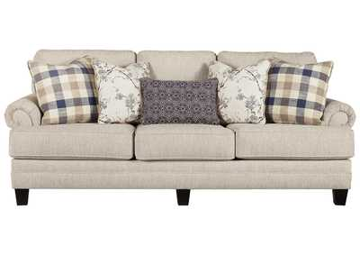 Image for Meggett Linen Queen Sofa Sleeper
