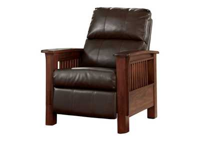 Image for Santa Fe Bark High Leg Recliner