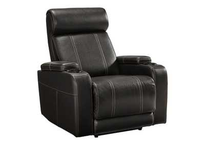 Image for Boyband Black Power Recliner